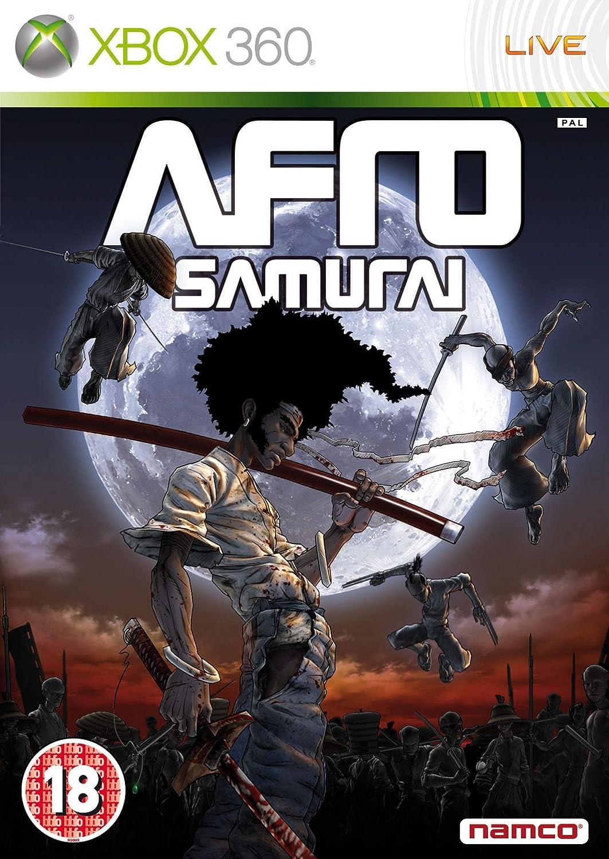 AFRO SAMURAI X-360: Amazon.es: Videojuegos