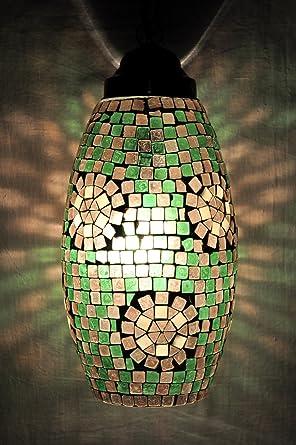 Turkish Mosaic Lamp U0026 Lighting 15 X 7 Inches