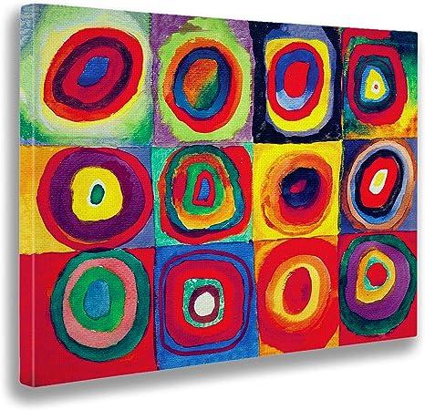 3d Gallery artiste toile 4,5 cm toiles sur châssis-Nylon XXL