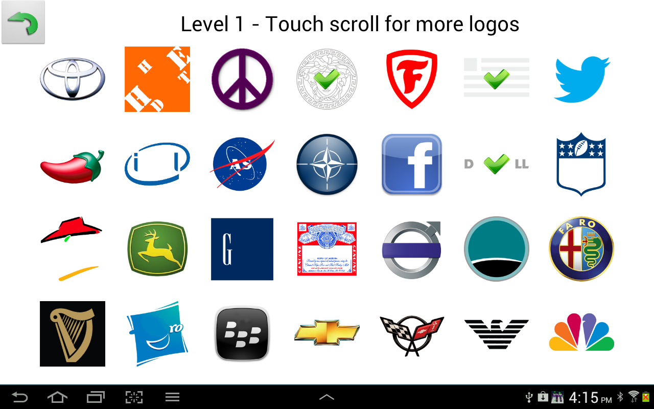 Amazon The Logos Quiz Appstore For Android