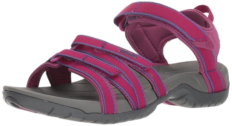 Teva Women's Tirra Athletic Sandal B071G3J3LX 5 B(M) US|Boysenberry
