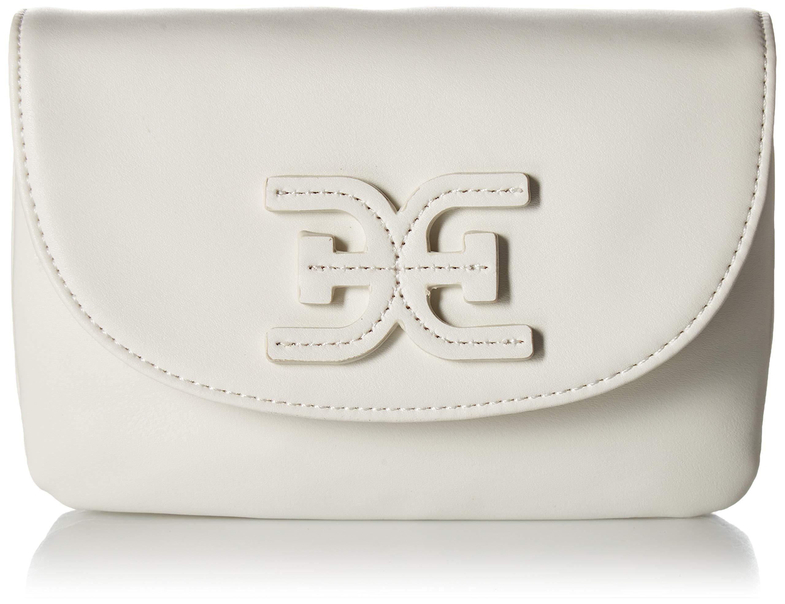 Sam Edelman Emily Belt Bag, White