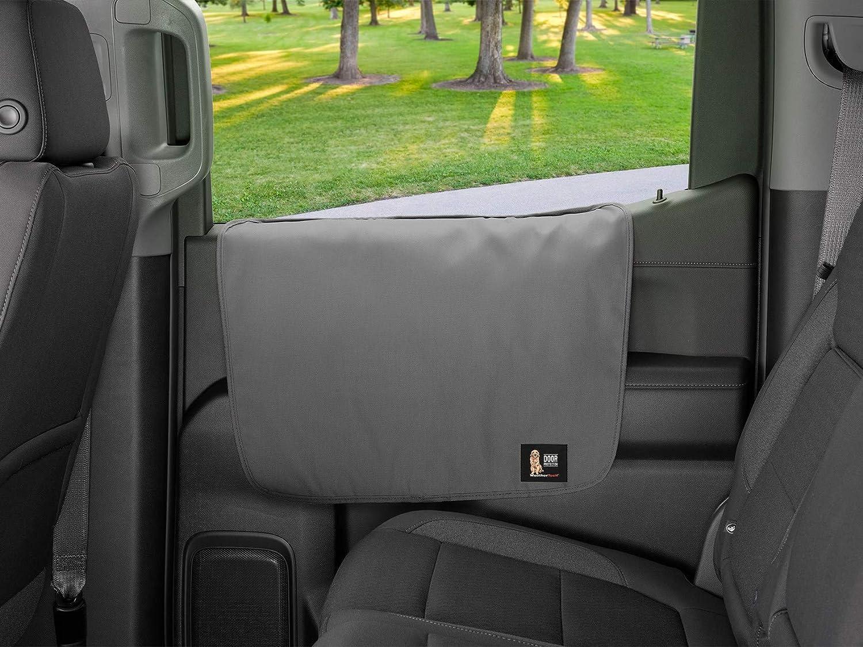 Interior Door Protection for Cars WeatherTech Door Protector and SUVs 26x18 Black Trucks