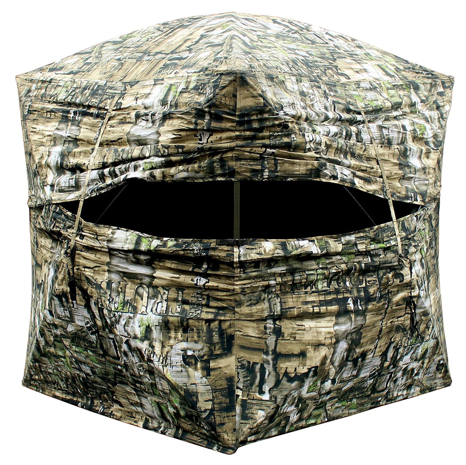 Primos Double Bull Deluxe Ground Blind, Truth Camo (Pack of 3)