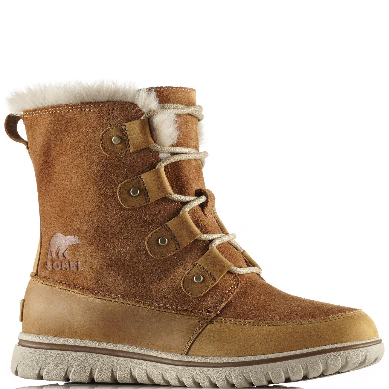 SOREL Women's Cozy Joan Non Shell Boot, Size: 11 B(M) US, Color Elk