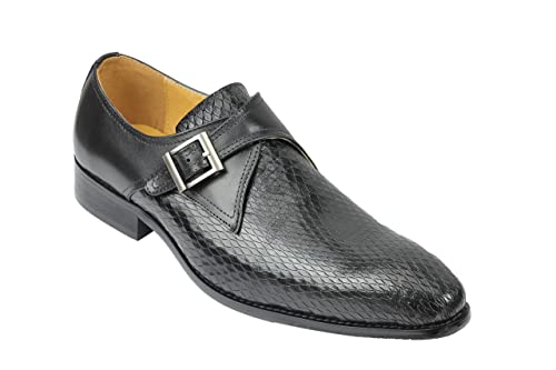 Xposed Mocasines de Piel para Hombre Negro Colour: Black: Amazon.es: Zapatos y complementos