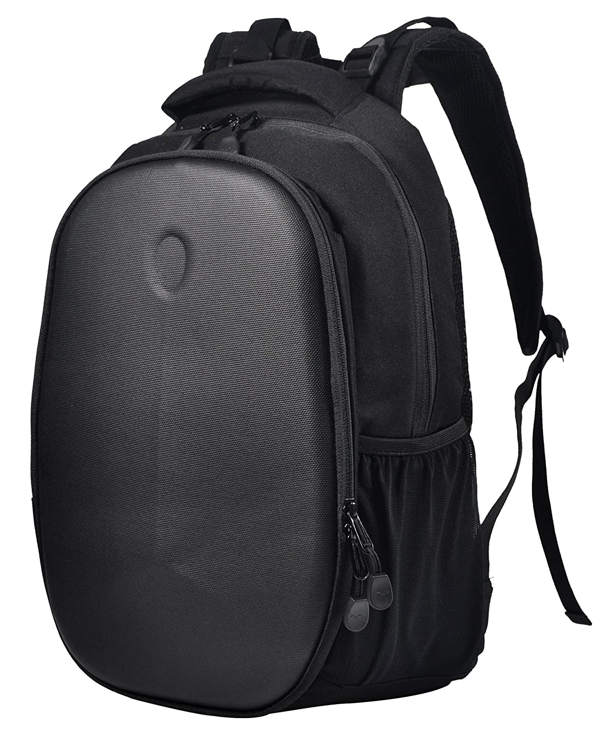 MIER Insulated Backpack Leakproof Lunch Cooler Backpack for Camping, Hiking, Picnics, Travel, Sports, Park, 20 Can, Black