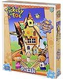 Tickety Toc Floor Puzzle, 40-Piece
