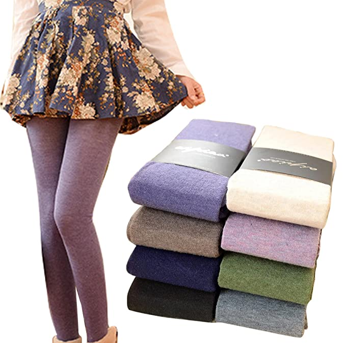 4485733beedae Women Winter Cashmere Stockings Thick Warm Wool Tights Pantyhose Seamless  Socks: Amazon.ca: Clothing & Accessories
