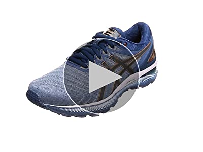 Asics Gel-Nimbus 22, Running Shoe Mens, Gris (Glacier Grey ...
