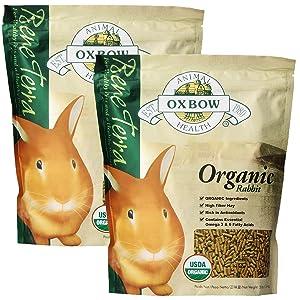 Oxbow Bene Terra Organic Rabbit Food, 6 lb