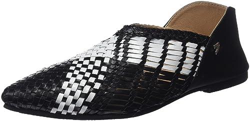 44150, Zapatillas para Mujer, Negro (Black), 38 EU Gioseppo