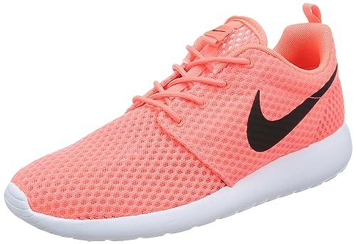sports shoes fcbd2 547e4 Nike Sneaker Roshe One Br Arancione Nero EU 39 (US 6.5)