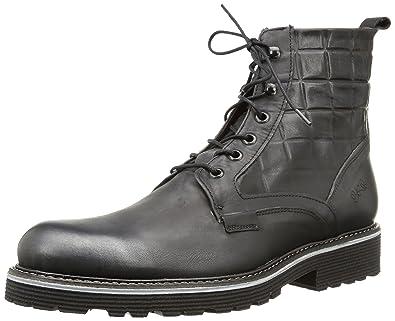 B980 Bom, Boots Homme - Noir (Black), 41 EUBKR