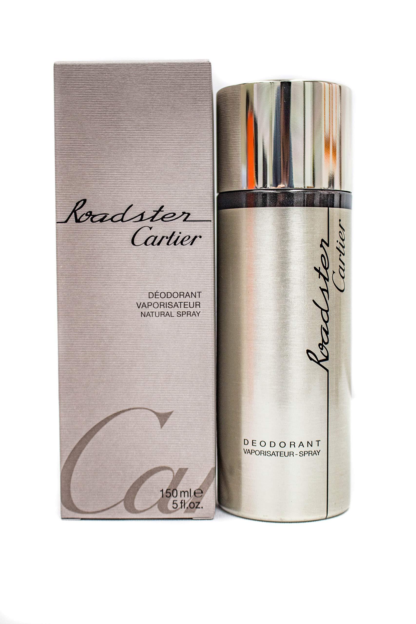 Cartier Roadster Deodorant Spray 5.0 Fl. Oz / 150 ML