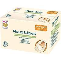 Toallitas higiénicas Aqua Wipes, (Caja de 12 paquetes
