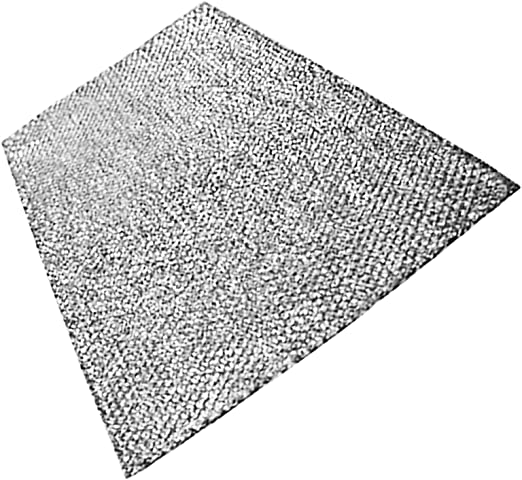 Spares2go grande aluminio malla filtro para Teka campana extractora/ extractor ventilación (89 x 48 cm, corte a tamaño): Amazon.es: Hogar