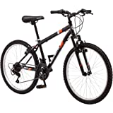 "24"" Roadmaster Granite Peak Boys Mountain Bike (24 Inches (Wheel Diameter), Black)"