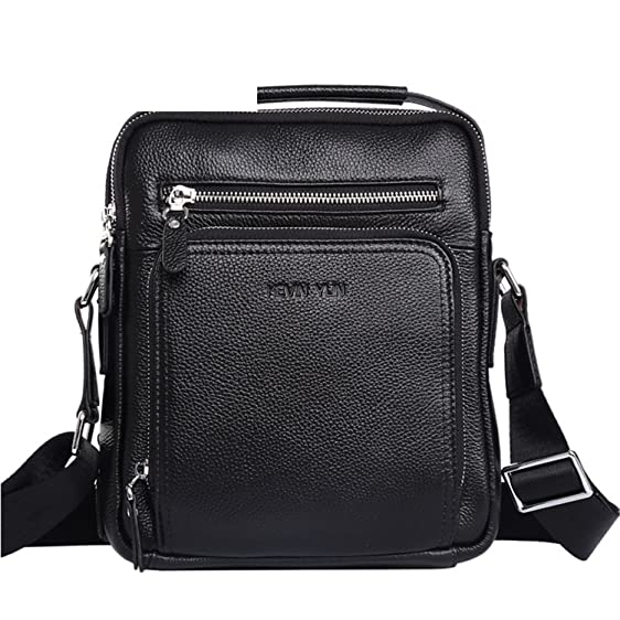 3c951aac9fd 2016 New Genuine Leather Men bags Fashion Brand Designer Handbags Shoulder  Vintage Retro Cow Bags Men Messenger Bags Briefcase