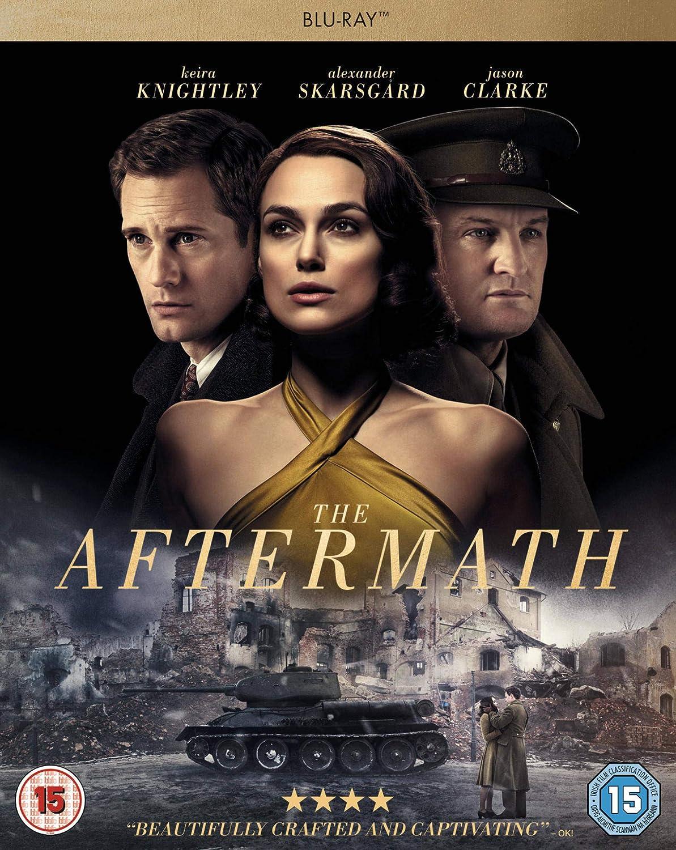 Amazon com: The Aftermath [Blu-ray] [2019]: Keira Knightley