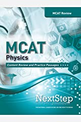 MCAT Physics: Content Review and Practice Passages Paperback