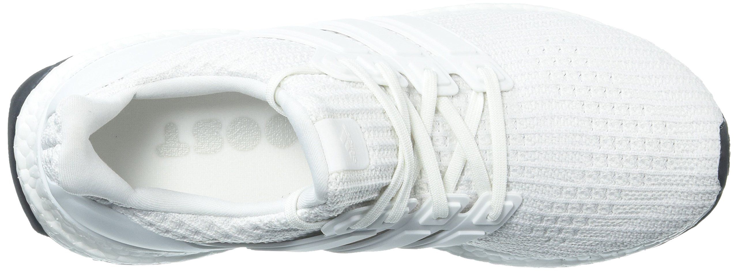 adidas Men's Ultraboost Road Running Shoe, White/White/White, 6.5 M US by adidas (Image #8)