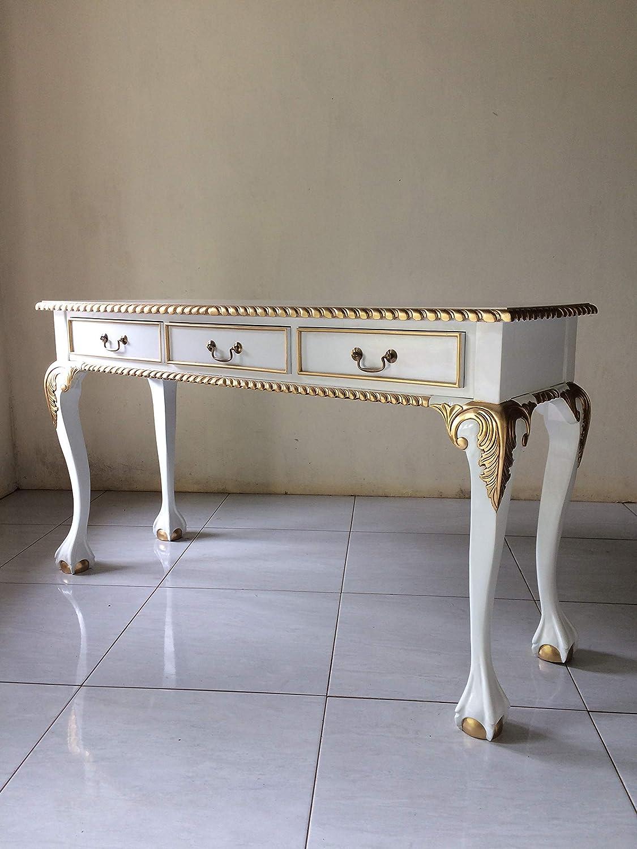 Escritorio Louis Seize Empire Renaissance color: nogal escritorio ...