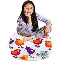 Pleasing Amazon Best Sellers Best Kids Bean Bag Chairs Short Links Chair Design For Home Short Linksinfo