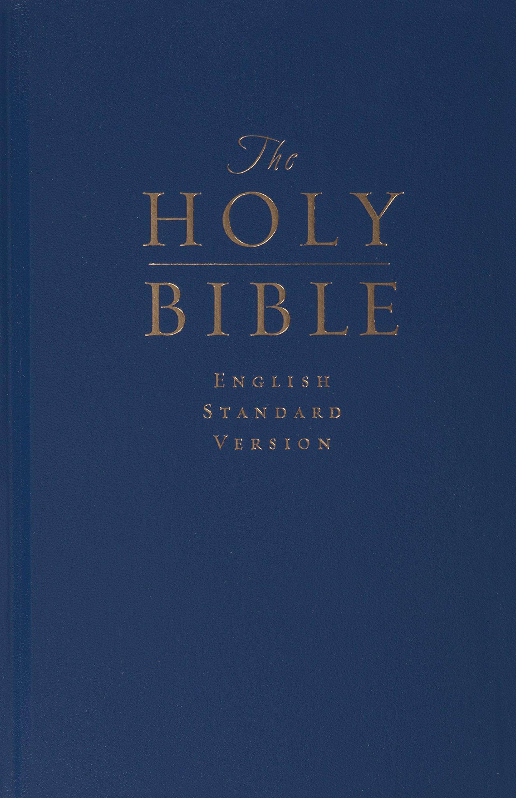 Holy Bible English Standard Version product image