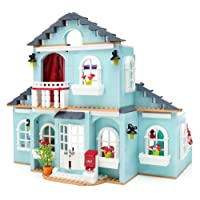 Deals on Mega Bloks American Girl Graces 2-in-1 Buildable Home