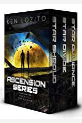 Ascension Series: Books 1 - 3 Kindle Edition