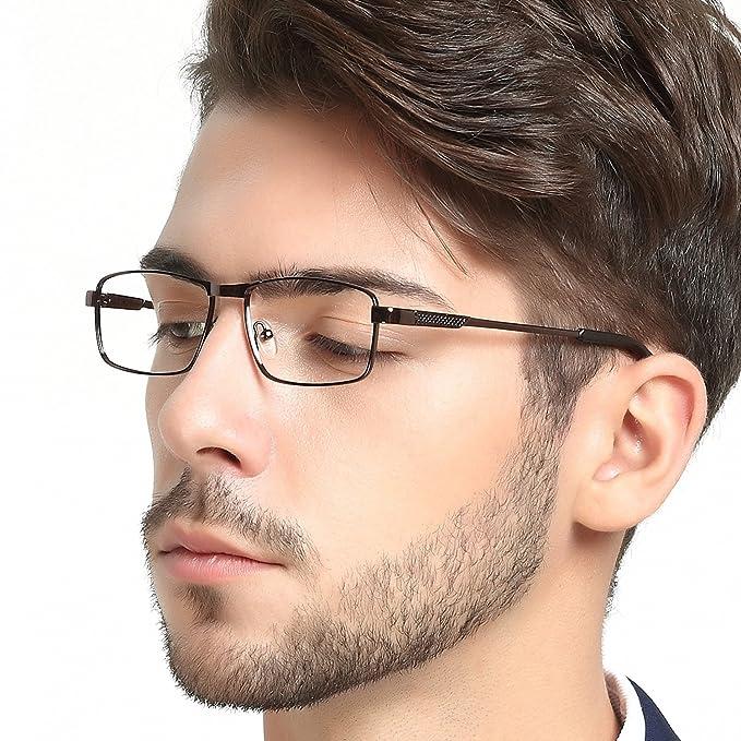 a6282403e995 OCCI CHIARI Optical Mens Eyewear Classic Non-prescription Eyeglasses Frame