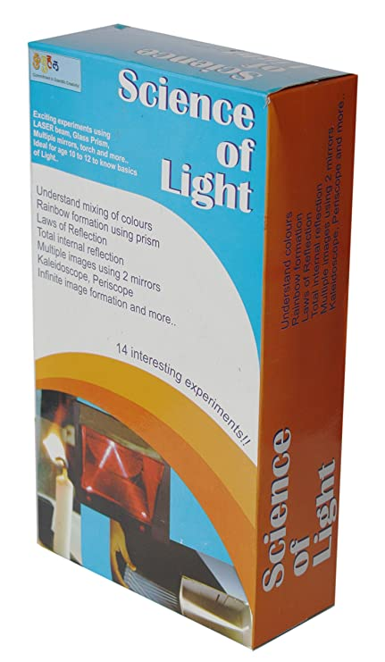 Buy kutuhal science of light do it yourself experiment kit do it yourself experiment kit collection of activities solutioingenieria Choice Image
