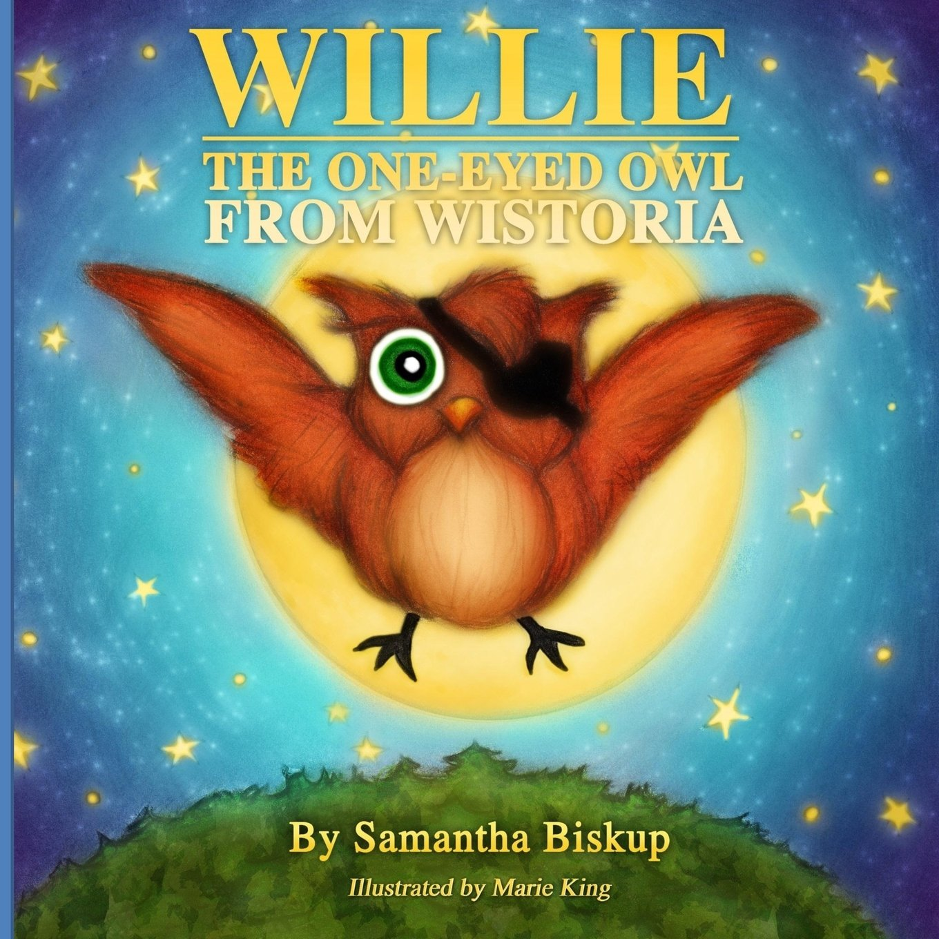 Read Online Willie the One-Eyed Owl From Wistoria pdf epub