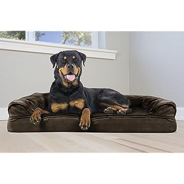 Enjoyable 48 29 Furhaven Pet Pet Supplies Miscellaneous Dog Beds For Ibusinesslaw Wood Chair Design Ideas Ibusinesslaworg