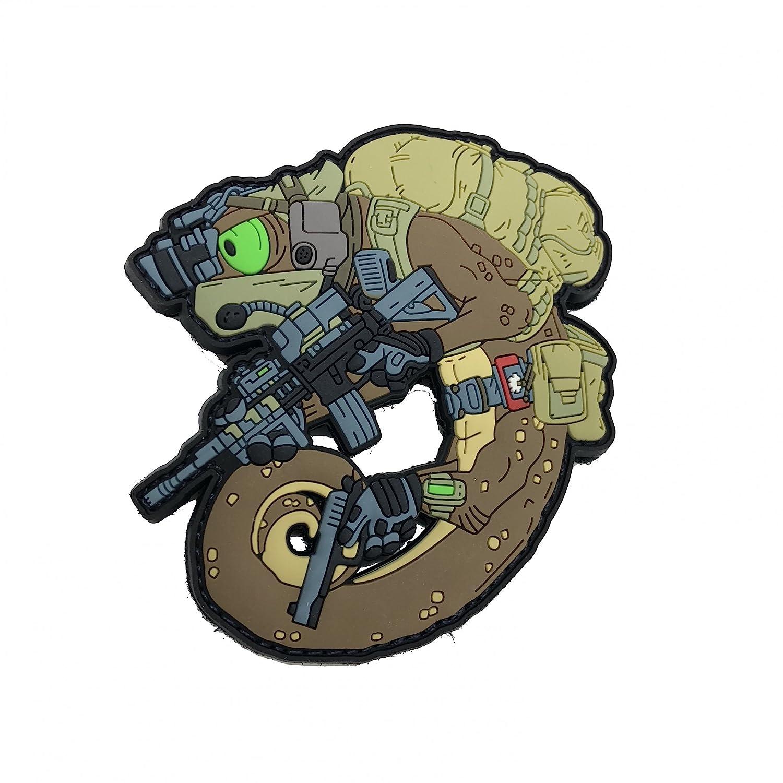 TACOPSGEAR Mystic Warriors –  Helikon Ö ko-Tex Tactical Chameleon Desert Storm Operator