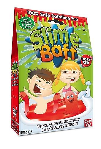Slime Baff Bath Powder, Red 150 g