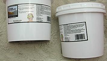 2 Pack 4 Pounds Total (2x2lb) Wyoming 100% Pure Bentonite