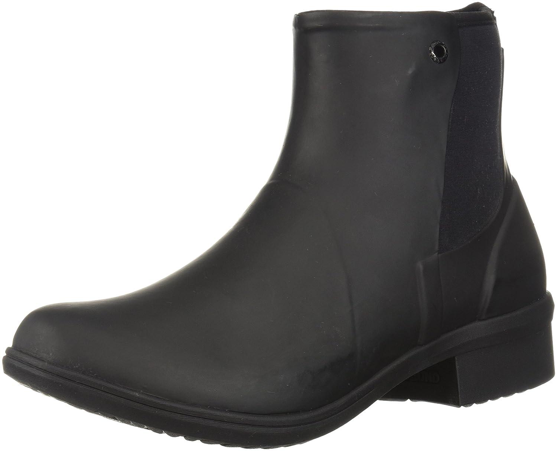 Bogs Women's Auburn Chukka Boot B01NBVQWDP 8 B(M) US|Black