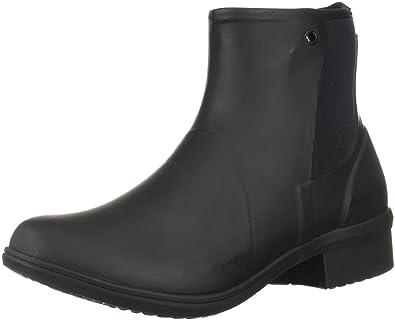 c85bcb814788 Bogs Women s Auburn Chukka Boot Black 6 Medium US