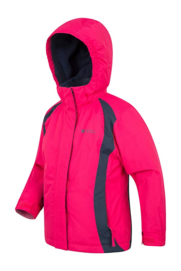 Amazon.com : Mountain Warehouse Honey Kids Ski Jacket - Boys & Girls Winter Coat : Sports & Outdoors