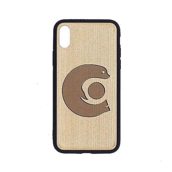 Amazon com: Logo Clion - iPhone Xs MAX Case - Maple Premium