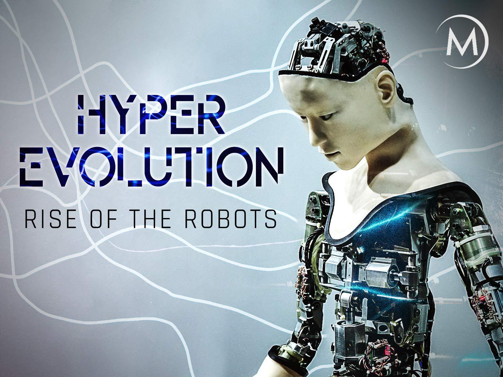 Hyper Evolution: Rise of the Robots on Amazon Prime Video UK