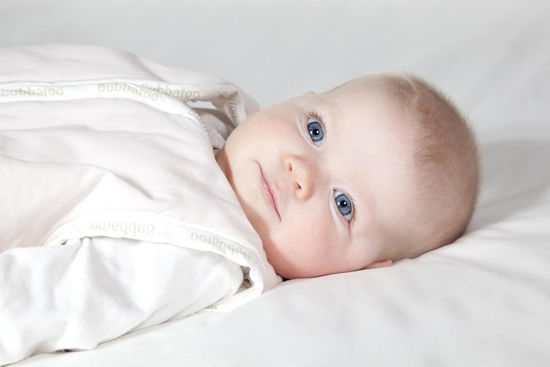 bubbaroo Joey Swag bolsa de dormir - Peso Medio 1.0tog (delicada rosa) rosa rosa Talla:0-6 meses: Amazon.es: Bebé