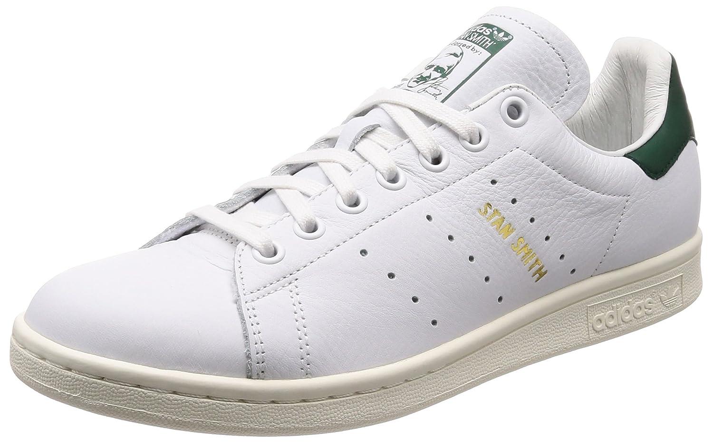 White green Adidas ORIGINALS Men's Stan Smith shoes