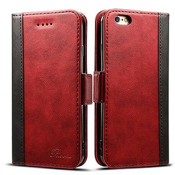 3556912d6f iphone6sPlus ケース 手帳型 iphone6plus ケース 手帳 Rssviss PUレザー 財布型 アイフォン6sプラスケース