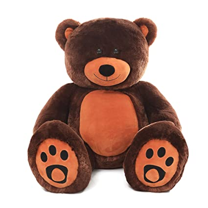 Amazon Com Yxcsell 6 Ft Giant Teddy Bear Belly Soft Plush Animal
