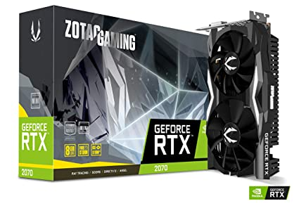 ZOTAC Gaming GeForce RTX 2070 Mini 8GB GDDR6 256 bit 2.0 ...