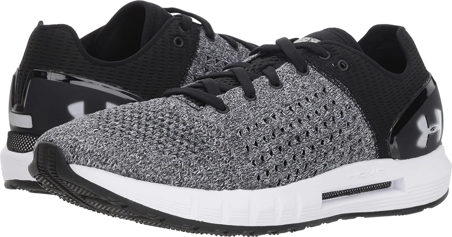 Under Armour Women's HOVR Sonic NC Running Shoe B0786NYWKH 5.5 B(M) US|Black/White/White