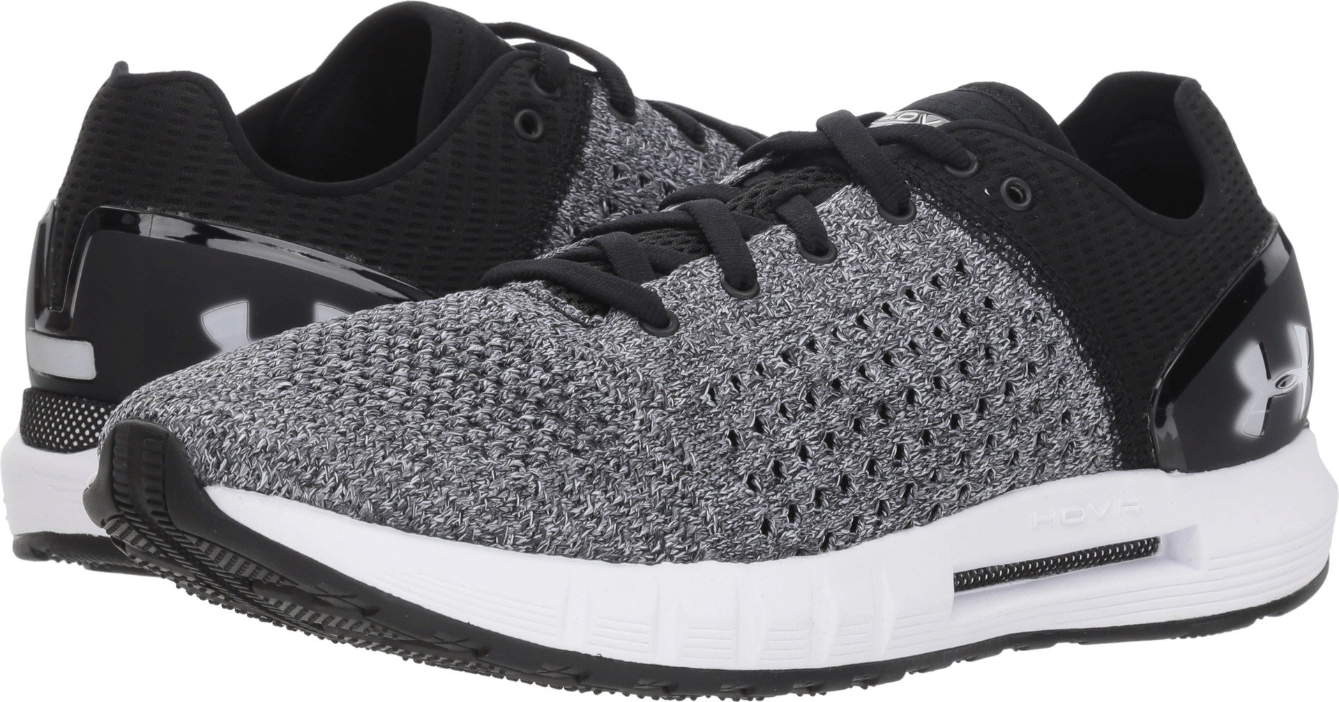 Under Armour Women's UA HOVR Sonic Black/White/White 6.5 B US
